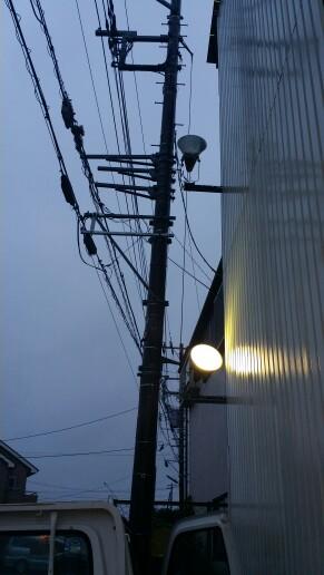 水銀ランプ2