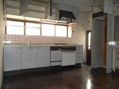 DSCF3810キッチン
